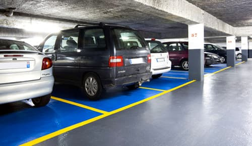 Parking Saint Blaise 75020